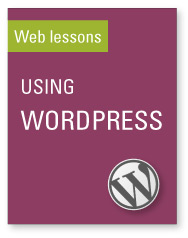 Using WordPress CMS